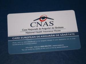 Cardurile de sanatate ar putea fi distribuite prin posta sau primarii