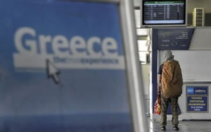 Care este suma platite de banci pentru salvarea Greciei?