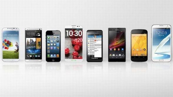 Care sunt cele mai bune smartphone-uri disponibile pe piata acum. FOTO