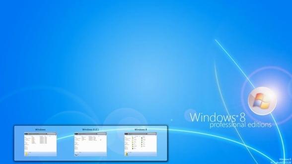 Care sunt companiile al caror viitor depinde de Windows 8