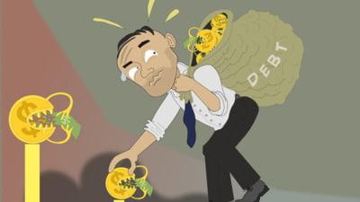 Care sunt limitele raportului datorie/venit net si ce semnale de alarma trag acestea