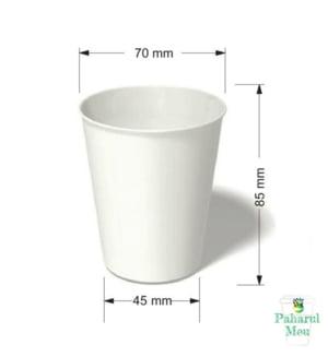 Care sunt principalele avantaje ale paharelor de carton?