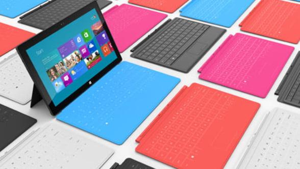 Care va fi diferenta de pret dintre tabletele cu Windows 8 si cele cu RT