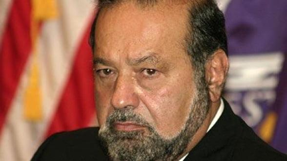 Carlos Slim nu mai face alte achizitii in Europa, in afara de KPN si Telekom Austria