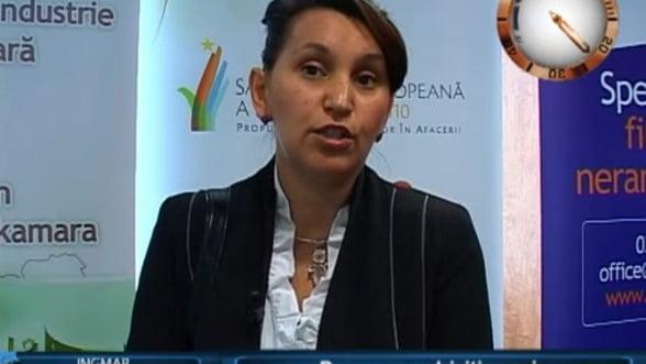 Carmen Ciobanu, responsabil marketing INGMAR