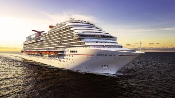 Carnival Vista, vasul de croaziera care forteaza limitele luxului