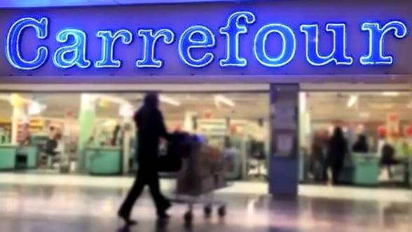 Carrefour: Veniturile companiei dezamagesc analistii