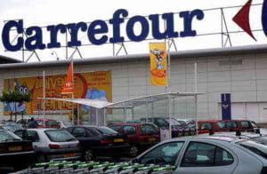 Carrefour a cheltuit circa 12 milioane euro in al saselea hipermarket din Capitala