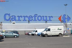 Carrefour blocheaza preturile pana la Paste pentru 500 de produse de baza