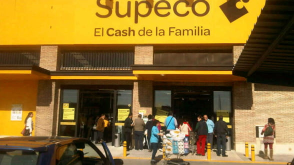 Carrefour importa din Spania un nou concept de magazine