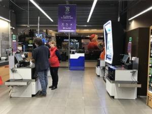 Carrefour isi extinde serviciul de Self Service in trei hipermarketuri din Sibiu, Cluj si Iasi