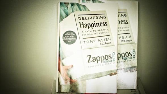 Carte de business: Fericirea, calea ta catre profit?