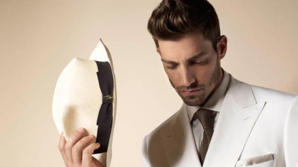 Carte de business: Un gentleman in strainatate