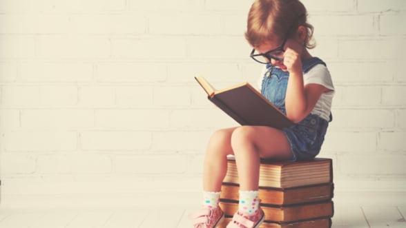 Carti in engleza pentru copii - cea mai buna modalitate de dezvoltare