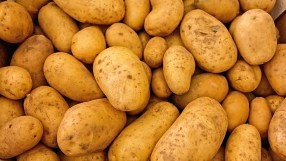 Cartofii si citricele, alimentele care s-au scumpit cel mai mult in primele 3 luni ale anului