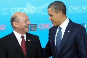 Casa Alba anunta intalnirea lui Obama cu liderii mai multor tari, inclusiv Traian Basescu