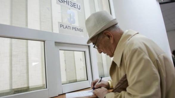 Casa Nationala de Pensii a calculat gresit: 200.000 de persoane dau banii inapoi