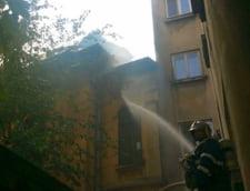 Casa cuprinsa de flacari din centrul Capitalei e monument istoric: A fost a unui savant