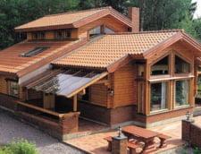 Casa din lemn: ce trebuie sa stiti inainte de a o construi