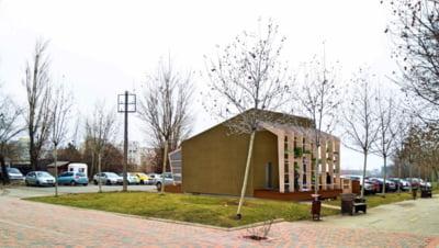 Casa pasiva Over4 va fi deschisa publicului in centrul Bucurestiului
