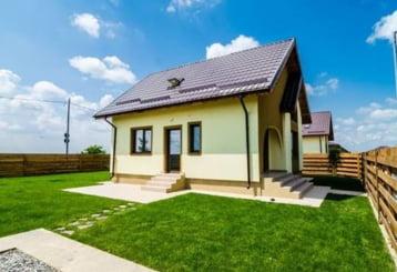 Casele, mai ieftine decat apartamentele cu 3 camere