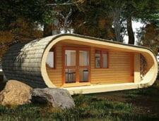 "Casele in copaci: ""Moft"" de 94.000 de euro"
