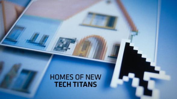 Casele titanilor din IT. Vezi unde locuieste fondatorul Facebook