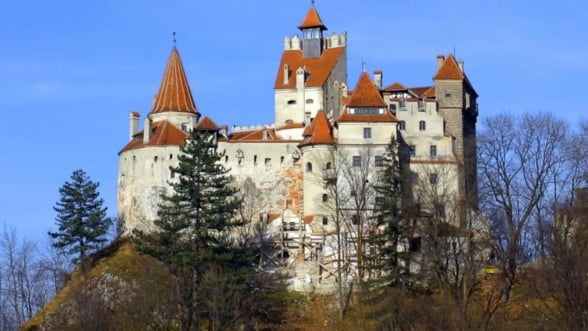 Castelul Bran a fost scos la vanzare