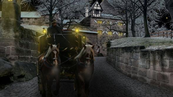 Castelul lui Dracula din Pasul Tihuta, scos la vanzare pentru aproximativ 7 milioane euro