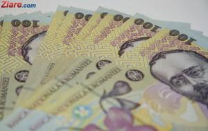 Cat a ajuns salariul mediu net in februarie si ce scaderi s-au constatat dupa trecerea contributiilor la angajat