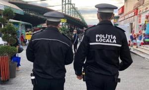 Cat castiga politistii locali din Capitala. Sefimea ridica lunar salarii de peste 10.000 de lei