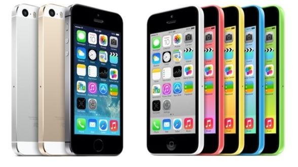 Cat costa iPhone 5S si iPhone 5C cu abonament
