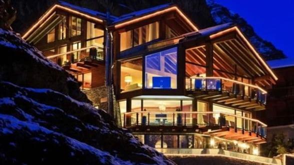 Cat costa o cabana in statiunea preferata a Madonnei si a familiei regale britanice