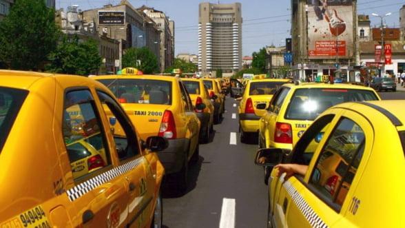 Cat de profitabila este de fapt taximetria: De la mici imperii, la insolvente si abuzuri