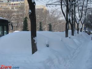 Cat ne costa dezapezirea Capitalei in aceasta iarna