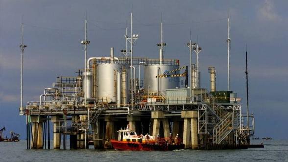 Cat plateste OMV Petrom pentru prospectiunile offshore in Marea Neagra