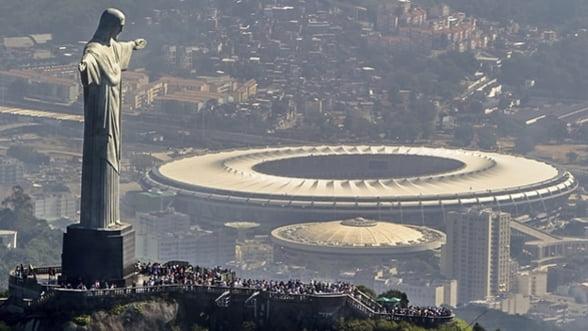 Cat s-a cheltuit la Campionatul Mondial de Fotbal 2014 din Brazilia