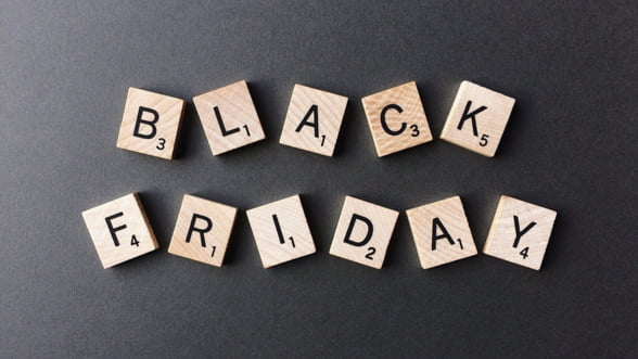 Cat se cumpara online de Black Friday in Romania? Jumatate din tranzactii, cu un singur click