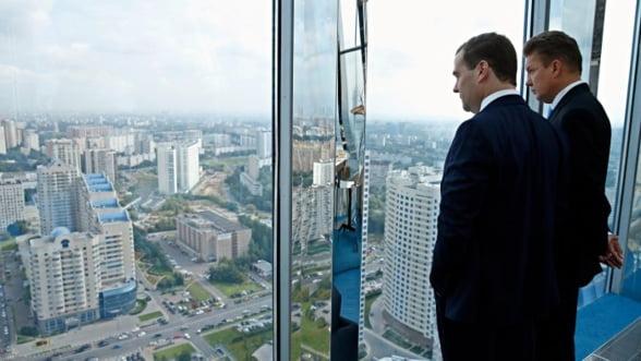 Cat va plati China pentru gazele naturale rusesti?