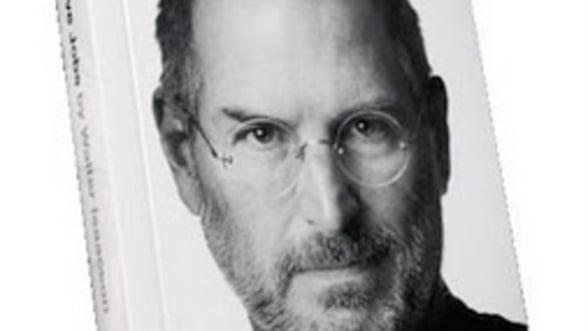 Cat vinde povestea de viata a lui Steve Jobs?