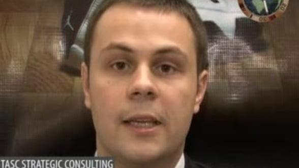 Catalin Dediu, associate TASC Strategic Consulting
