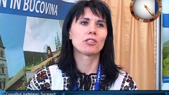 Catalina Velniciuc, inspector de specialitate Consiliul Judetean Suceava