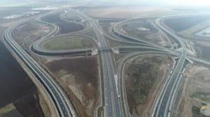 Cate capete de autostrada s-au inaugurat in 2018 si ce sosele se vor deschide anul viitor