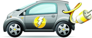 "Cate masini ""verzi"" circula in prezent pe soselele din Romania"