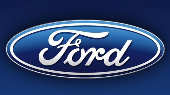 Cate masini B-Max vrea sa vanda Ford in Romania