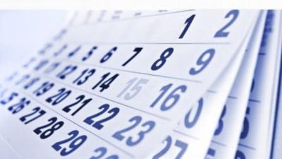Cate zile libere mai au romanii pana la finalul anului