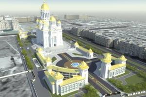 Catedrala Neamului e 95% gata. Statul a platit pana acum 82 de milioane de euro