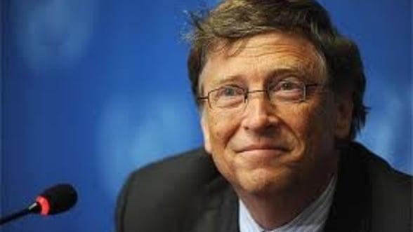 Cati bani a donat Bill Gates, in ultimii 17 ani?
