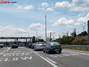 Cati bani incaseaza CNADNR din taxa de pod de la Fetesti si unde se duc banii