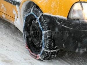 Cauciucurile de iarna nu sunt obligatorii in acest an